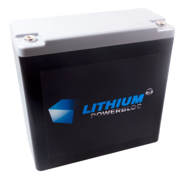 Li-Ion Akku LPB18 13.2 V 18Ah Innengewinde für Universal