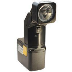 AP Halogen-Lampe AL250H passend für 12V Bosch Werkzeug-Akkus