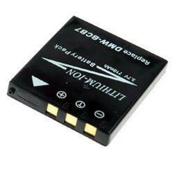 Akku passend für Panasonic CGA-S004 3,7Volt 650mAh Li-Ion (kein Original)