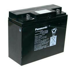 Panasonic Bleiakku LC-XC1222P 12,0Volt 22,0Ah Zyklentyp mit M5-Schraubanschluss