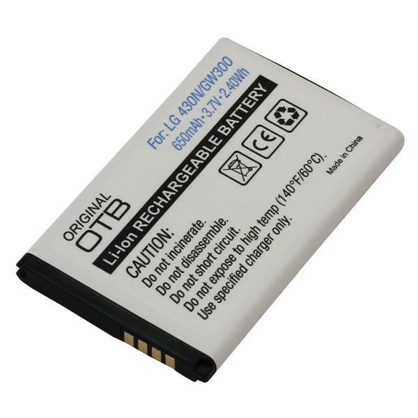 Akku für LG LGIP-430N, SBPL0098901, GS290, GM360, GW300 (kein Original)