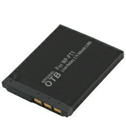 Akku passend für Sony NP-FT1 3,7Volt 650mAh Li-Ion (kein Original)