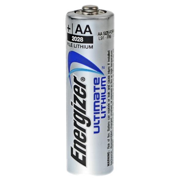 Energizer L91 1,5V Lithium Batterie AA Mignon 2-er Blister 3000mAh