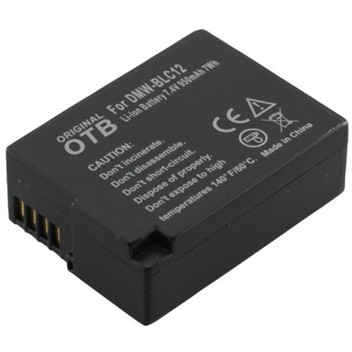 Akku passend für Panasonic DMW-BLC12 7,4Volt 950mAh Li-Ion (kein Original)