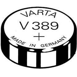 Varta Uhrenbatterie V389