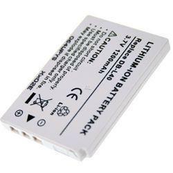 Akku passend für Sanyo DB-L40 3,7Volt 1.000 - 1.200mAh Li-Ion (kein Original)