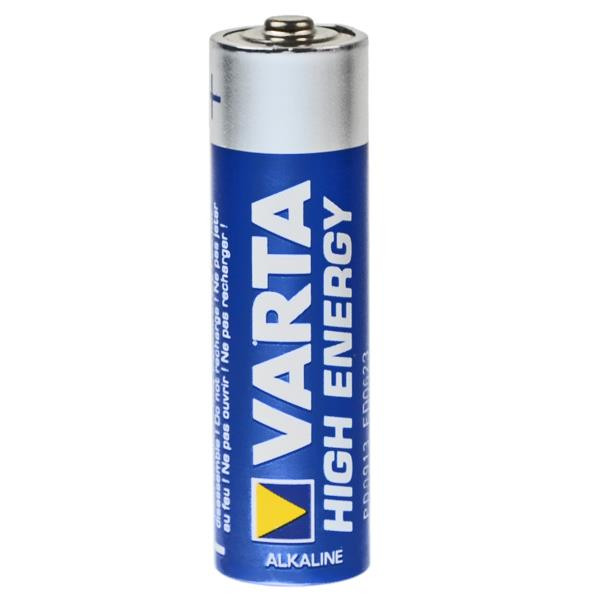 VARTA Mignon Batterie 4906 LR06 High Energy - 4er-Blister