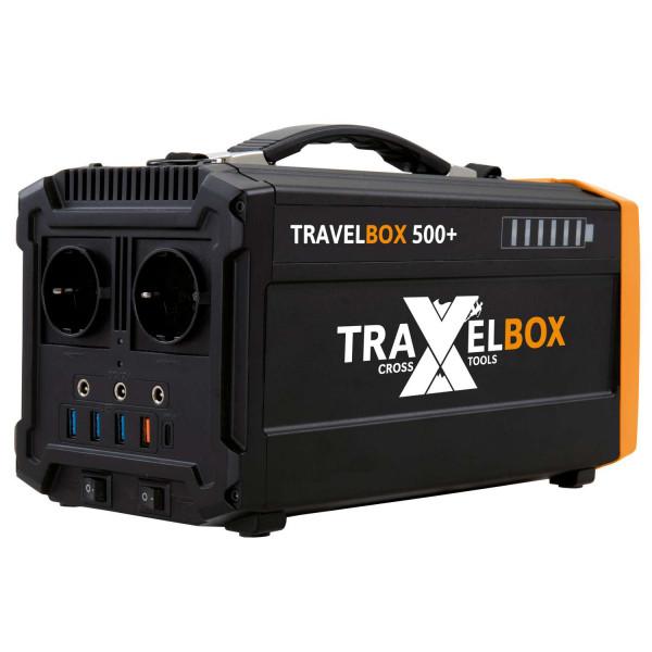 Travelbox 500+ 220V Powerbank