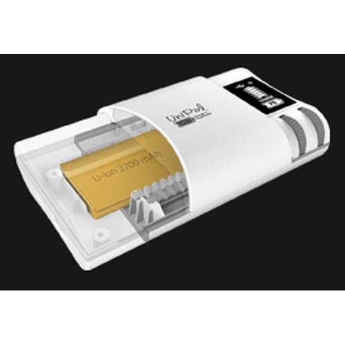 Universalladegerät UniPal Extra mit Powerbank von Hähnel