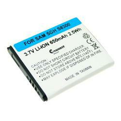 Akku passend für Samsung AB533640BE 3,7Volt 650mAh Li-Ion (kein Original)