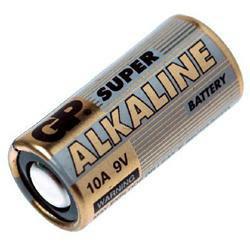 GP Batterie GP10A 9,0Volt 38mAh AlMn