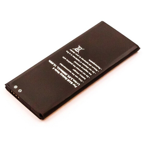 Akku passend für Samsung Galaxy Note 4 , EB-BN910B / EB-BN910BBEGWW Akku (kein Original) 3,7 Volt 2