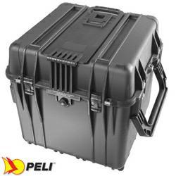 """PELI 0340 Schutzkoffer 18"""" Cube Case, schwarz"""