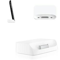 Dockingstation für Apple iPhone 3G/3GS Dockingstation (kein Original) Farbe: Weiss