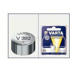 Varta Uhren-Batterie V392 Knopfzelle LR41, AG3, SR41, SR41W