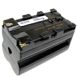 Akku passend für Sony NP-F750 7,2Volt 3700 - 44400 mAh Li-Ion (kein Original)