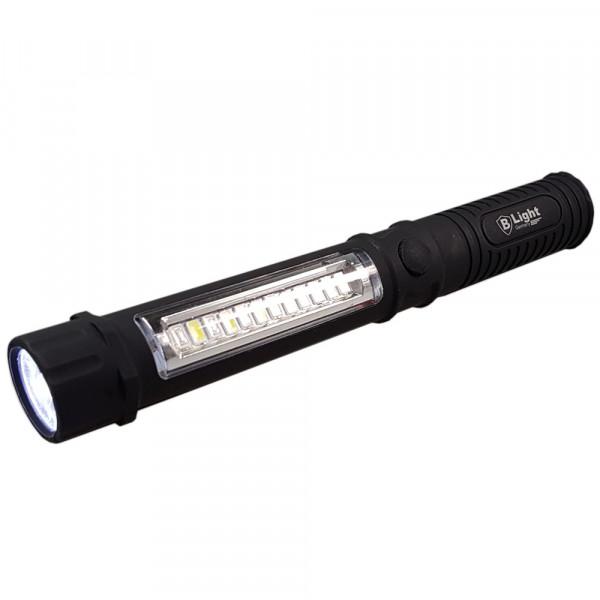 LED Stiftlampe mit COB LED und Magnetfuß