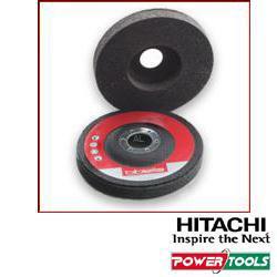 HiKoki Vlieskompaktscheiben Power Super Finish, BUF, 115x22 mm, 2sfin (10Stk.)