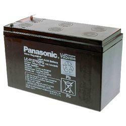 Panasonic Bleiakku LC-R127R2PG 12,0Volt 7,2Ah mit 4,8mm Steckanschlüssen