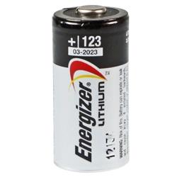 Energizer 123 Lithium Test, erreichte Zeit: 155 Min.