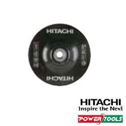 HiKoki Stützteller f. Fiberschleifblätter, Durchm.: 115 mm, M14, schwarz