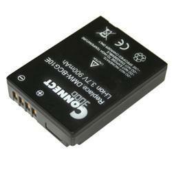 Akku passend für Panasonic DMW-BCG10E 3,7Volt 750-800mAh Li-Ion (kein Original)