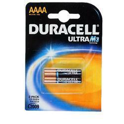 Duracell AAAA MN2500 Ultra M3 Alkaline Batterie