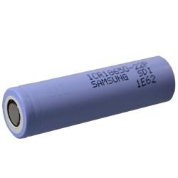 Samsung ICR18650-22P Test, erreichte Zeit: 31 Min.