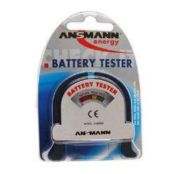 Ansmann Batterie-Tester
