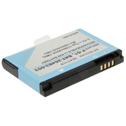 Akku passend für BlackBerry F-S1 3,7Volt 1100mAh Li-Ion (kein Original)