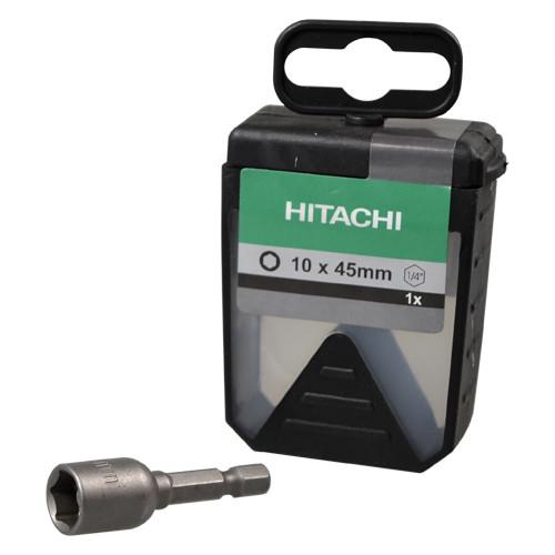 HiKoki 10x45mm Steckschlüsseleinsatz, magnetisch