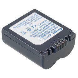 Akku passend für Panasonic CGA-S006E 7,2Volt 710mAh Li-Ion (kein Original)