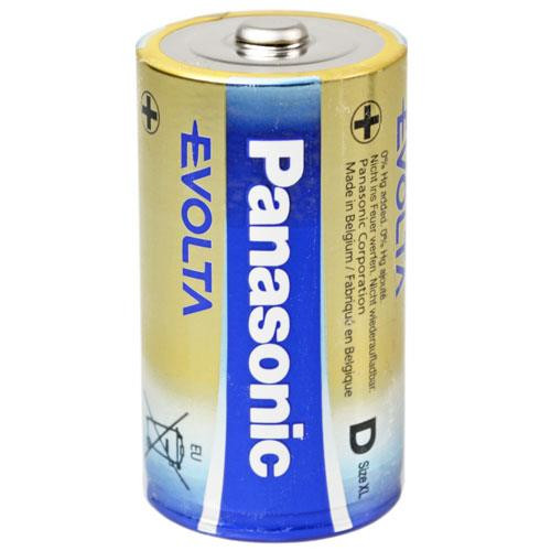 Panasonic 1,5 V Evolta Mono Batterie im 2er Blister
