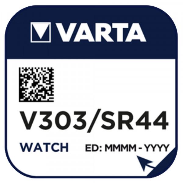 Varta Uhrenbatterie V303