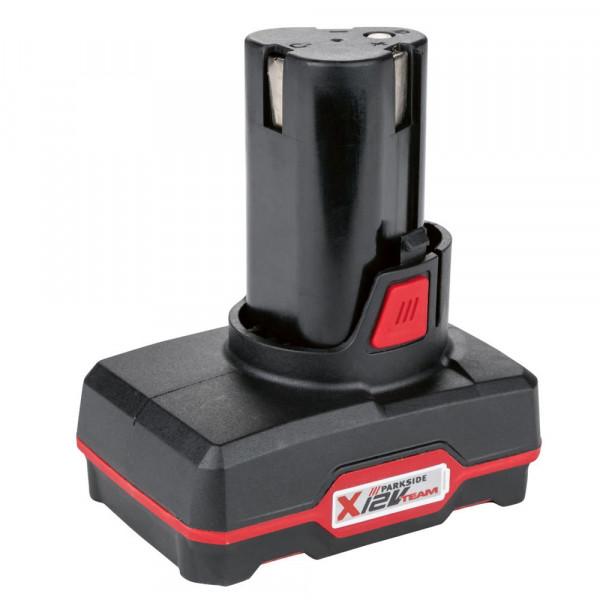 Parkside Akku 12 B1, 4 Ah, 12 Volt, kompatibel mit X-12-V Team Serie