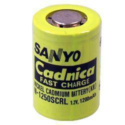Sanyo 4/5SC N-1250SCRL NICD Akku