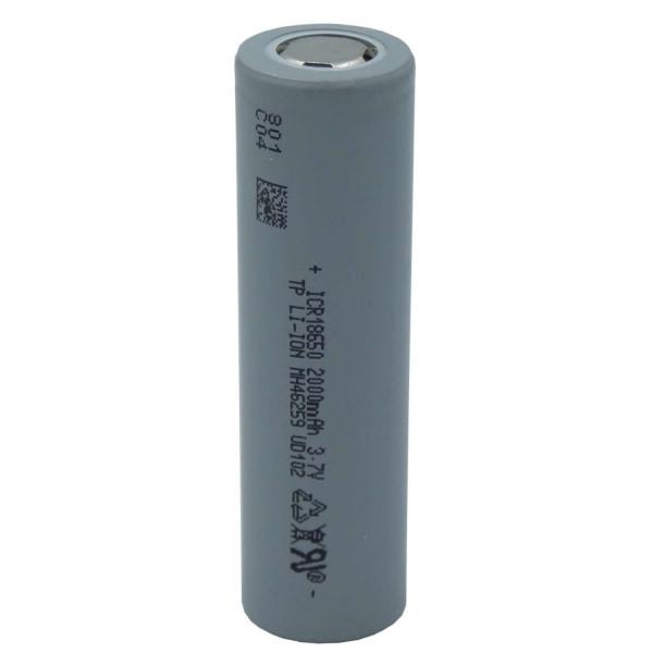 TerraE INR18650 20P 3.7V 2000mAh 7.4Wh LiNiMnCoO2