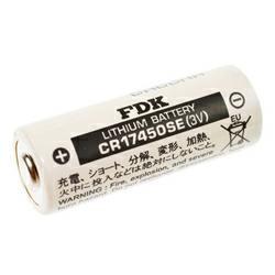 FDK (ehemals Sanyo) CR17450SE Lithium Zelle 3,0Volt 2500mAh mit Printanschlüssen