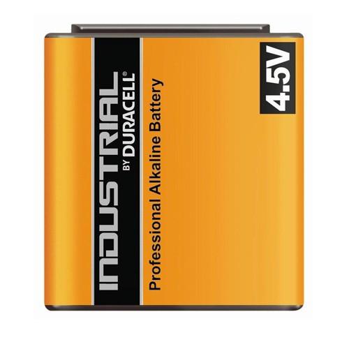 Duracell Flachbatterie ID1203 Industrial 4,5V
