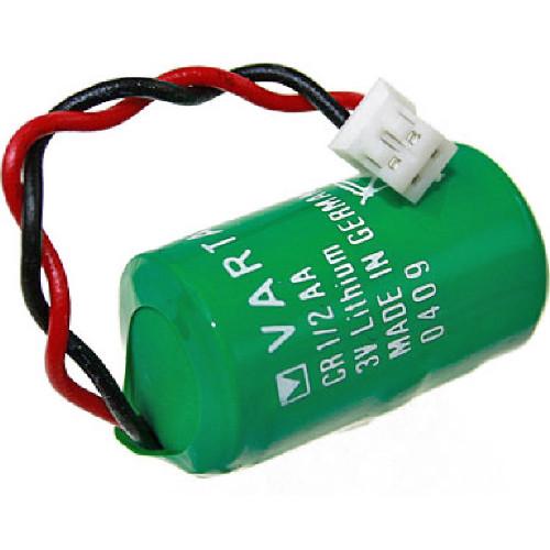 Varta CR1/2AA Lithium-Batterie mit Kabel 3,0V