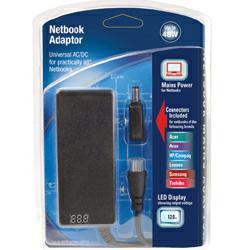 Hähnel Universal Netbook Netzteil für Acer/Asus/HP/Compaq Mini/Lenovo/IBM/Samsung/ Toshiba Mini