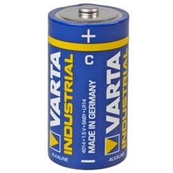 Varta Industrial Baby LR14 Batterie Test