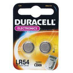 Duracell LR54 Rechnerbatterie