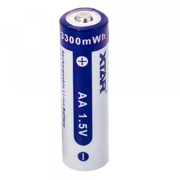 Xtar 1,5V Li-Ion Mignon Akku