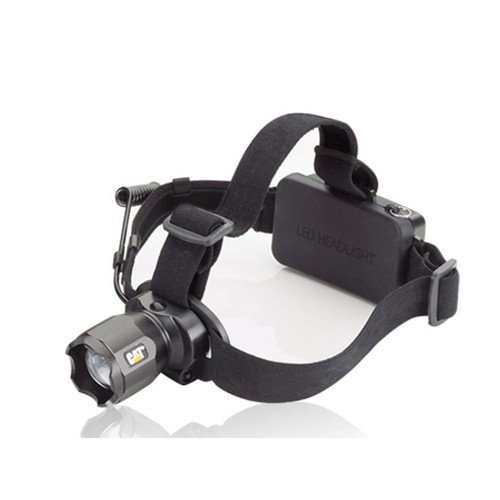 CT4205 Akku Kopfleuchte fokussierbar mit 380 Lumen, CREE® LED