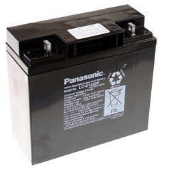 Panasonic Bleiakku LC-P1220P 12,0Volt 20,0Ah mit M5 Schraubanschluss
