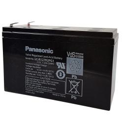 Panasonic LC-R127R2PG 12V 7.2Ah Test, erreichte Zeit: 844 Min.