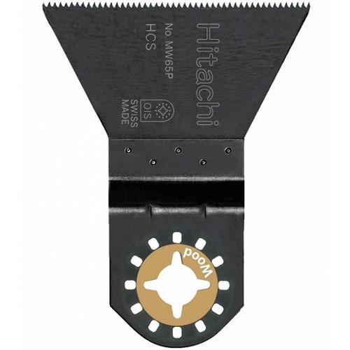 MW65P HiKoki Sägeblatt 65 mm HCS f. Holz - passt auf HiKoki Multitool