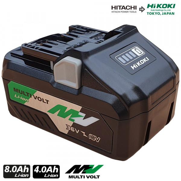 Hikoki BSL36B18 Multi Volt Akku 36/18V 4,0/8,0 Ah