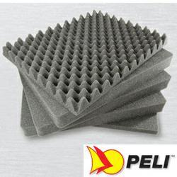 PELI 0351 Ersatz-Würfel-Schaumstoff für Cube Case Schutzkoffer 0350